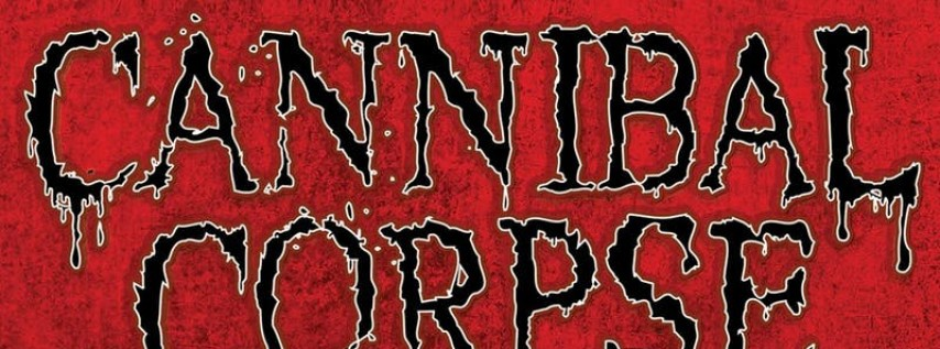 Cannibal Corpse, Thy Art Is Murder & Perdition Temple in Austin!