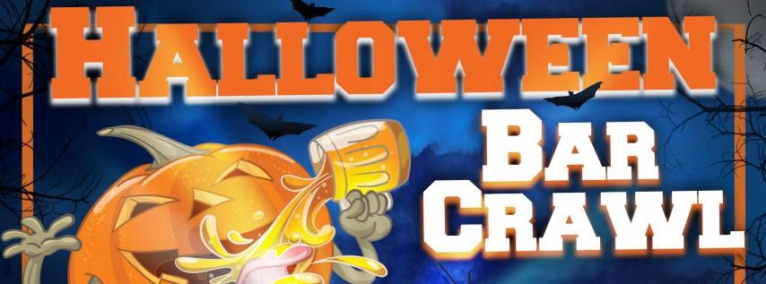 Halloween Bar Crawl - Memphis