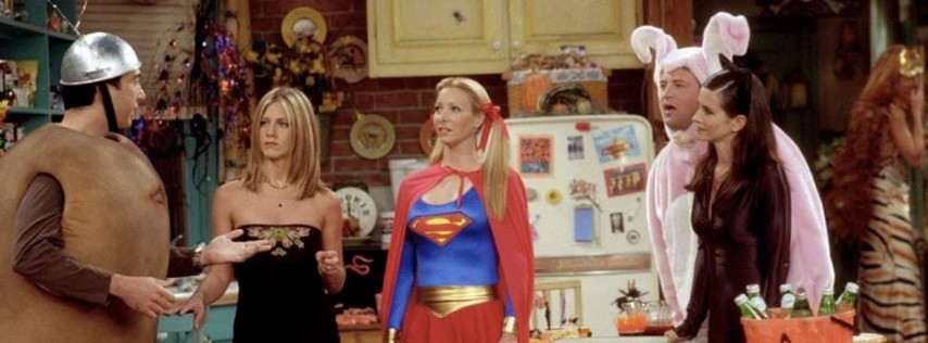 'Friends' Halloween Trivia at Rec Room