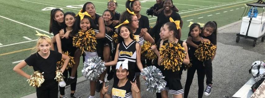 Mini Cheer and Dance Camp