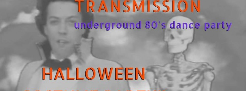 Transmission: Halloween Party!