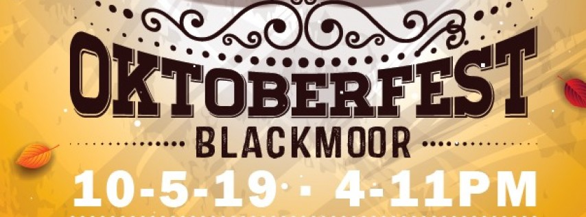 Oktoberfest at Blackmoor