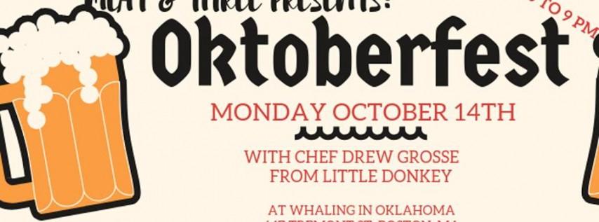 Meat & Three Presents Oktoberfest