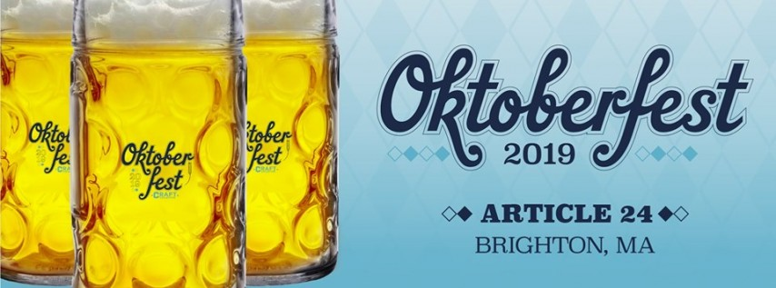 Oktoberfest at Article 24