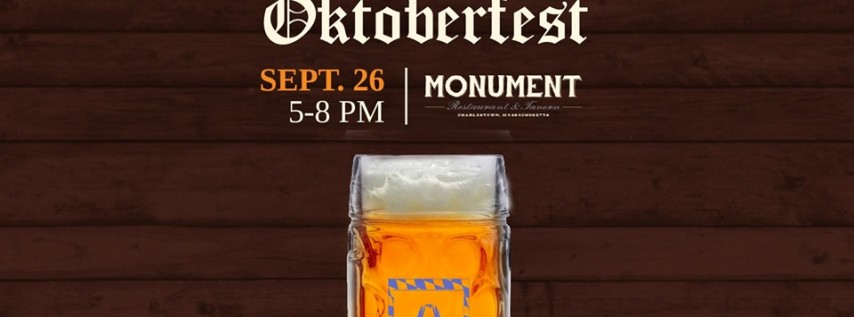 Idle Hands Oktoberfest at Monument