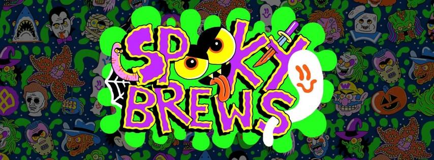 Spooky Brews Vol. II Boston Craft Beer Festival