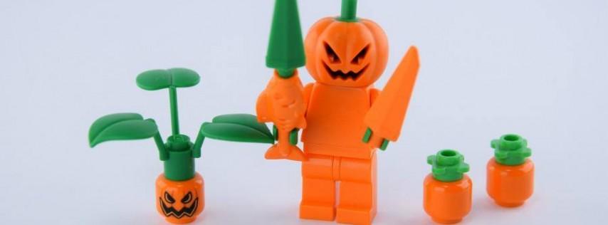 Halloween-themed LEGO Night!