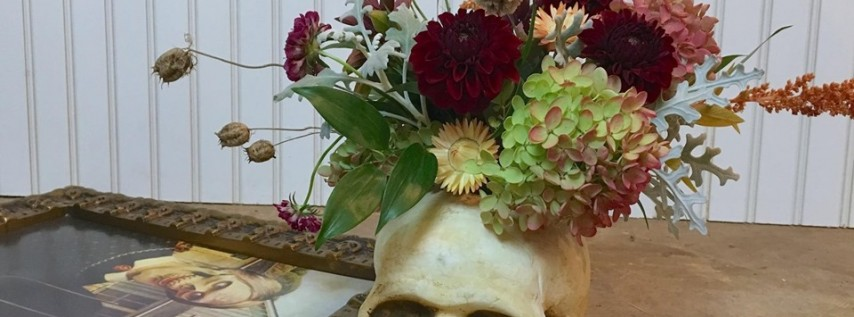 Halloween Floral Workshop