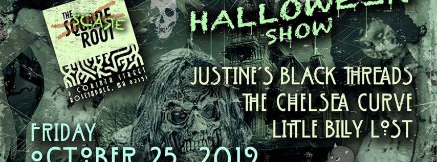 The 'Scare' Root Halloween Show!