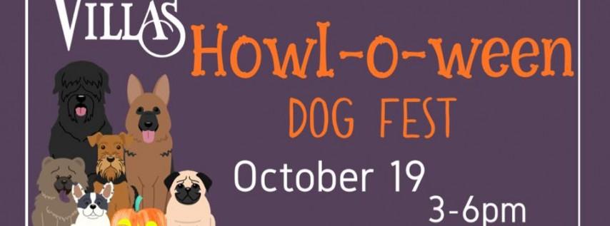 Howl-o-ween Dog Fest