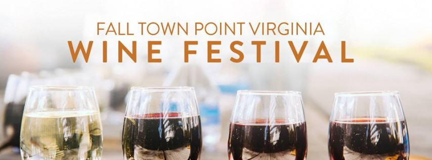 Fall Town Point Virginia Wine Festival