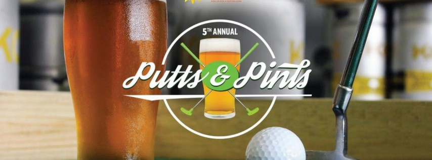 5th Annual Putts & Pints @ Brew Bus Brewing