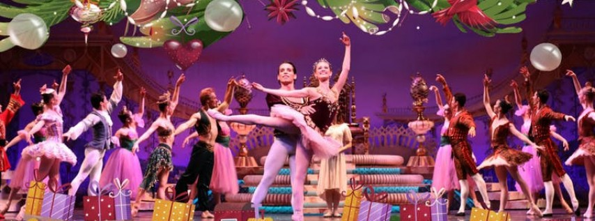 The Nutcracker presented by Texas Ballet Theater