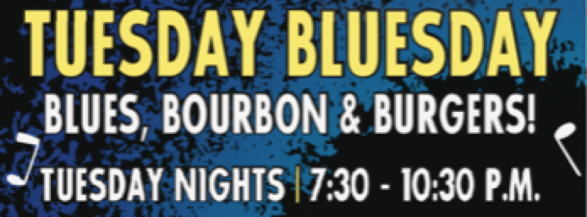 Tuesday Bluesday at Pete's Place 10/15