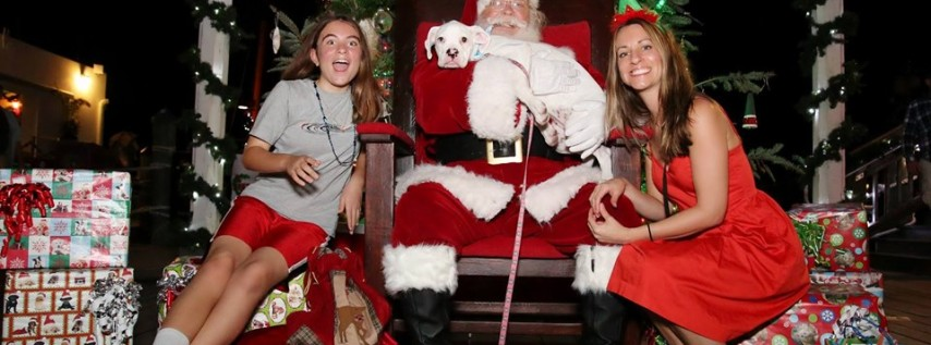 Pictures With Santa All Animal Clinic