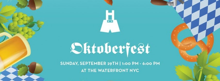 Oktoberfest at The Waterfront NYC