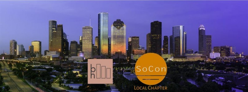 SoCon Houston Local Chapter - First Event!