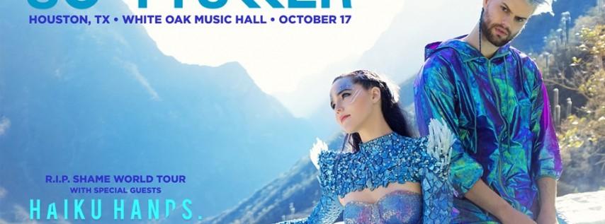 SOFI TUKKER at White Oak Music Hall - Houston