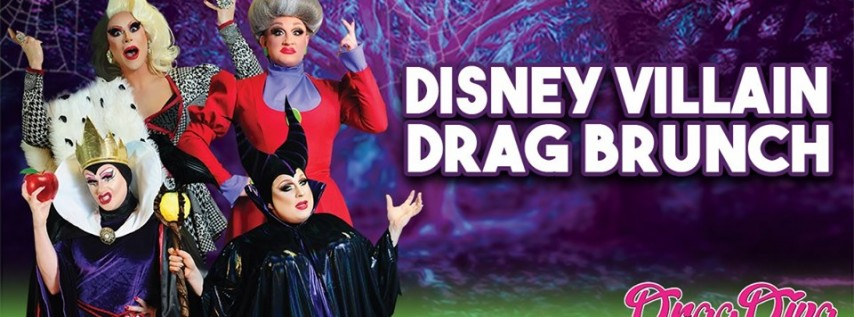 Drag Diva Brunch: DISNEY VILLAINS!