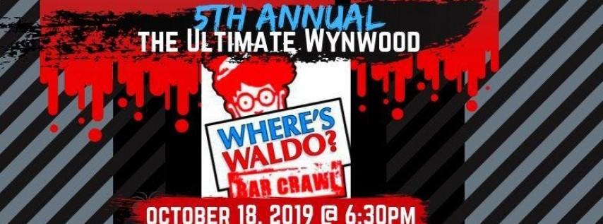 5th Annual WHERE'S WALDO? The Ultimate Wynwood Bar Crawl