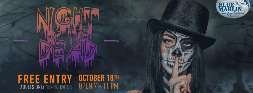 Halloween Block Party: Night of the Dead
