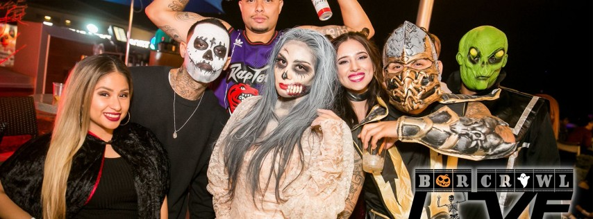 OFFICIAL HALLOWEEN BAR CRAWL | NEW YORK CITY, NY