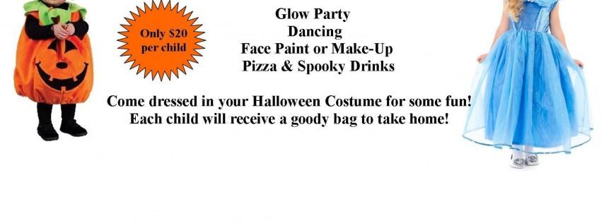 Halloween GLOW Party
