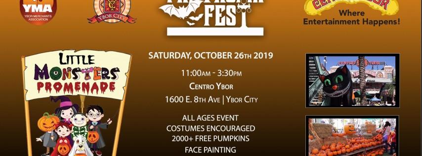 8th Annual Fantasma Fest | Little Monsters Pumpkin Patch