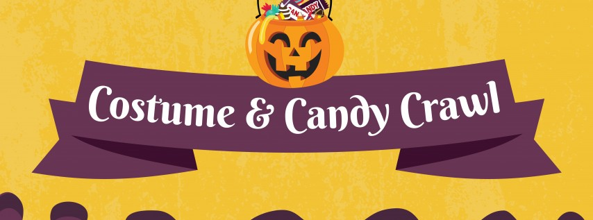 Costume & Candy Crawl