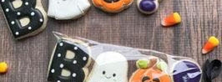 Boos & Brews - Cookie Decorating Class