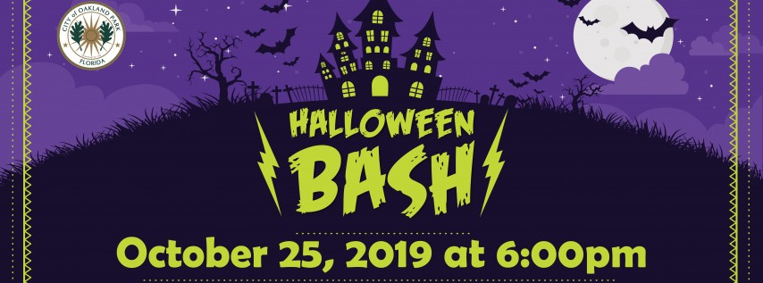 Oakland Park Halloween Bash