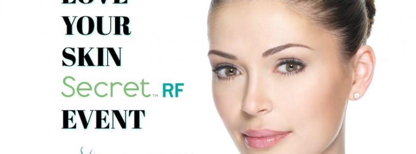 Love Your Skin Secret RF Event - MyBodyMD Plastic Surgery