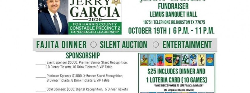 Jerry Garcia Fundraiser