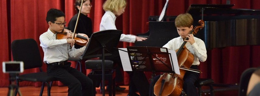 Recital: 2019 Misbin Chamber Music Competition Winners