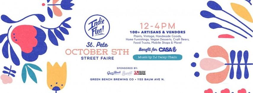 Indie Flea St. Pete Street Faire