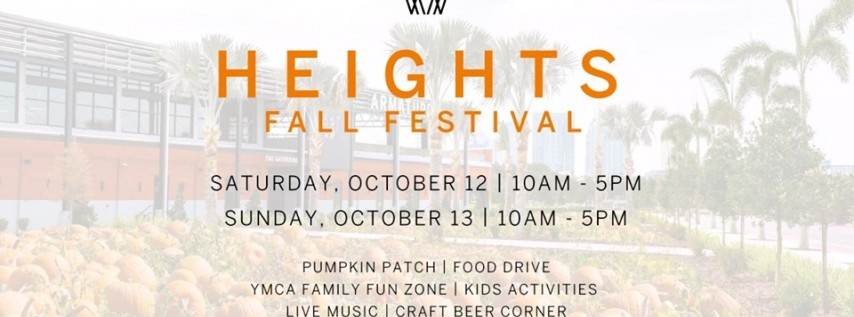 Heights Fall Festival