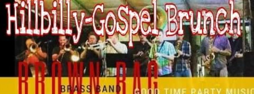 Hillbilly-Gospel Brunch Christmas Edition