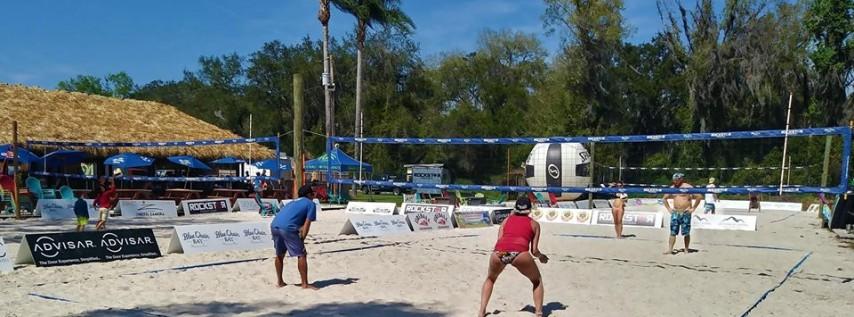 Christmas Classic RockstarBeach Volleyball Tournament