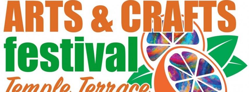 Temple Terrace Arts & Crafts Festival 2019
