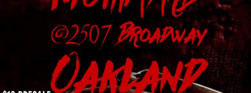Nightmare On Broadway (2507 Broadway)