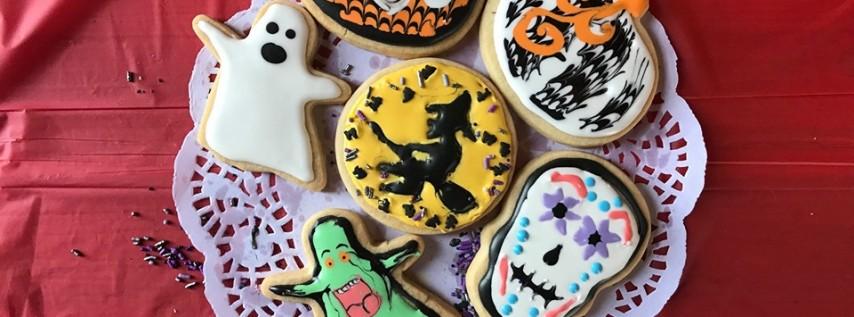 Muddy's Halloween Cookie Decorating Parties!