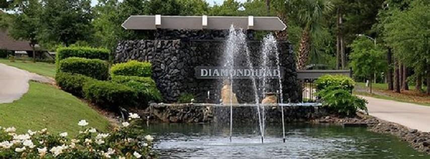 DINNER JAZZ -DIAMONDHEAD COUNTRY CLUB