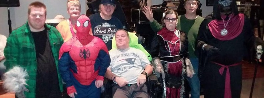 3rd Annual Jim Plunkett Halloween Fundraiser to benefit the Dorchester Special Athletes