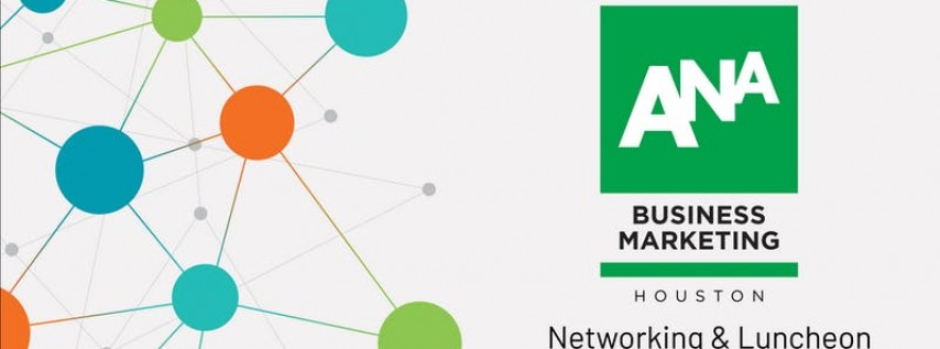 2019 ANA Business Marketing October Luncheon