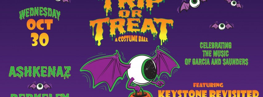 Trip or Treat Halloween Costume Ball w/ Keystone Revisited