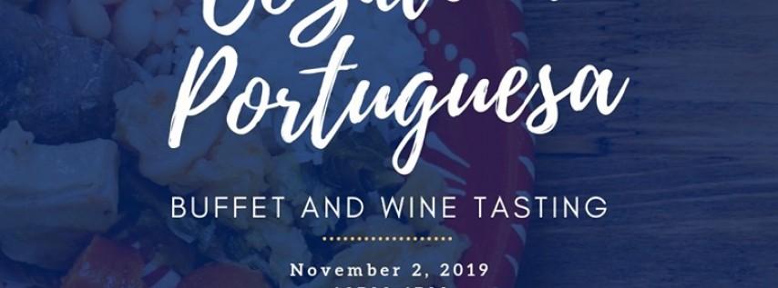 Cozido a Portuguesa Buffet and Wine Tasting