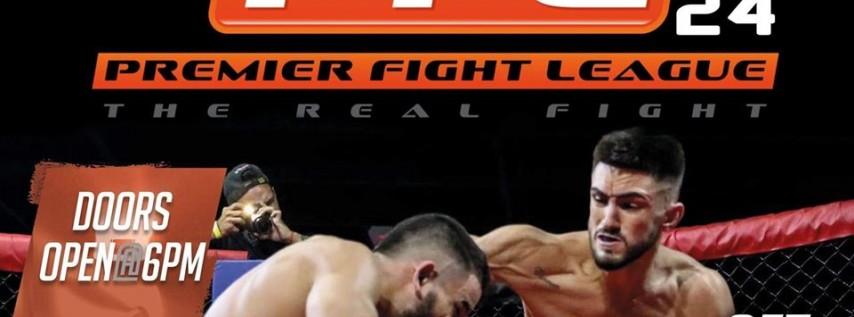 Premier Fight League 24