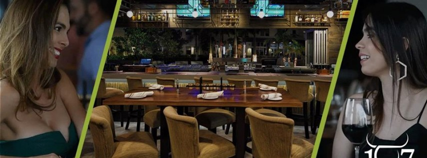 Ladies Night - Fridays at 107 Steak & Bar
