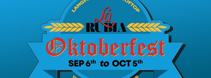Oktoberfest at the roodtop