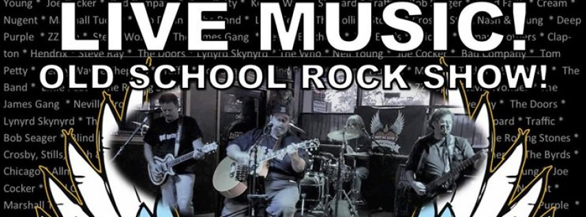 Live Music: Tony da Band 'Classic Rock show'